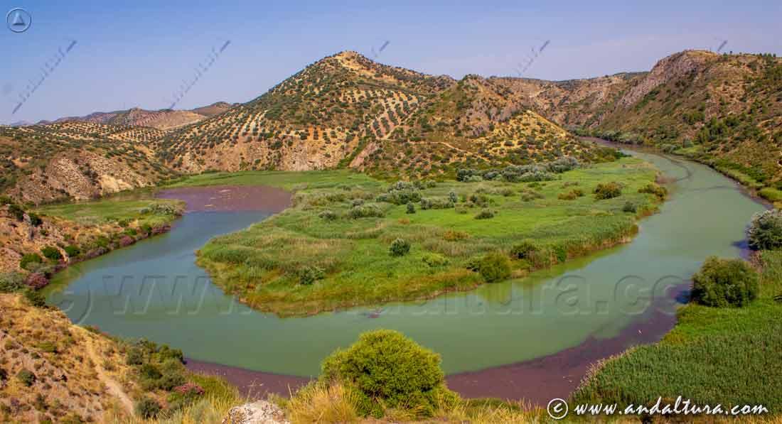 Espacios Naturales Protegidos de Andalucía - Paraje Natural Embalse de Malpasillo