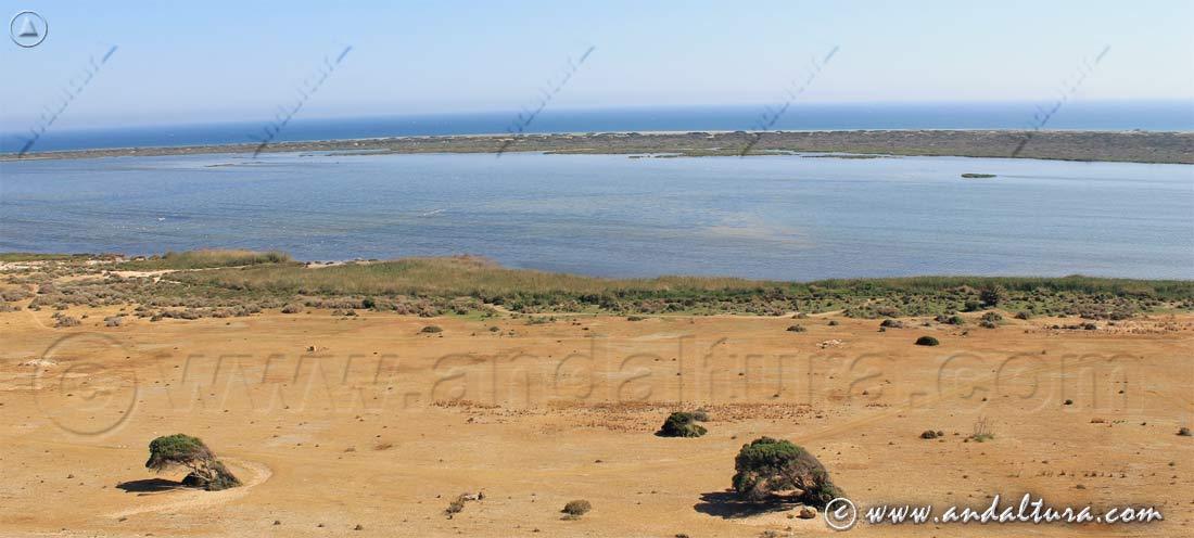 Espacios Naturales Protegidos de Andalucía - Paraje Natural Punta Entinas-Sabinar - Ramsar - Lugar de Importancia Internacional