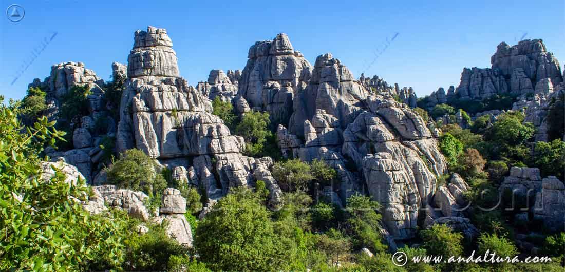 Espacios Naturales Protegidos de Andalucía - Paraje Natural Torcal de Antequera