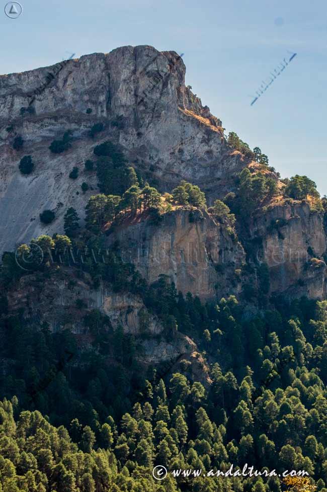 Espacios Naturales Protegidos de Andalucía - Parque Natural Sierras de Cazorla, Segura y Las Villas - Poyos de la Mesa