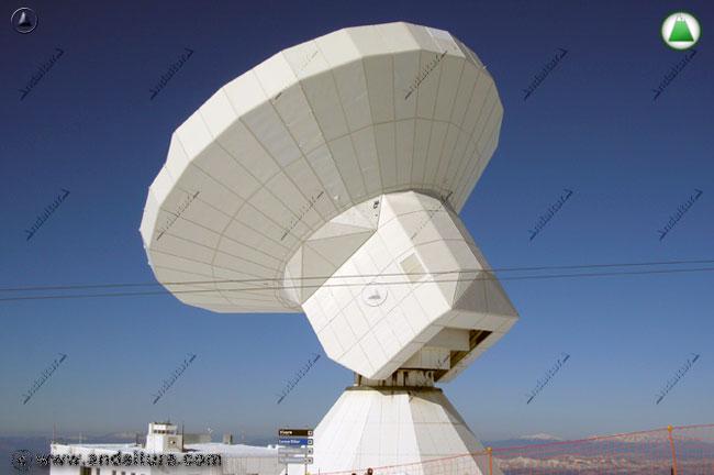 Estación de Esquí Sierra Nevada, Radiotelescopio