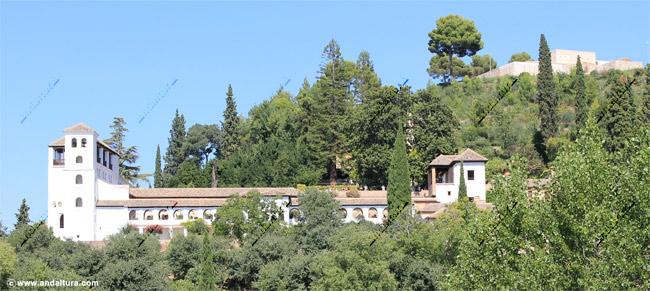 La Alhambra y el Generalife: Palacio del Generalife
