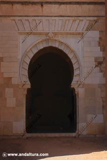 La Alhambra y el Generalife: Acceso exterior por la Puerta de los Siete Suelos