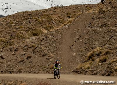 El Recorrido en BTT Transnevada nos permitirá bordear Sierra Nevada