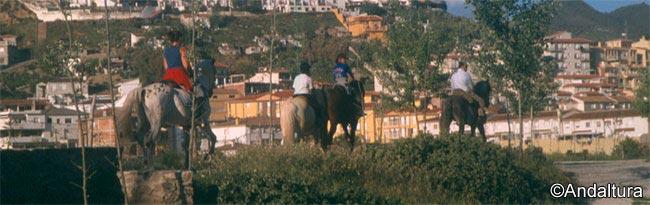 Rutas y Cursos a Caballo por Andalucía