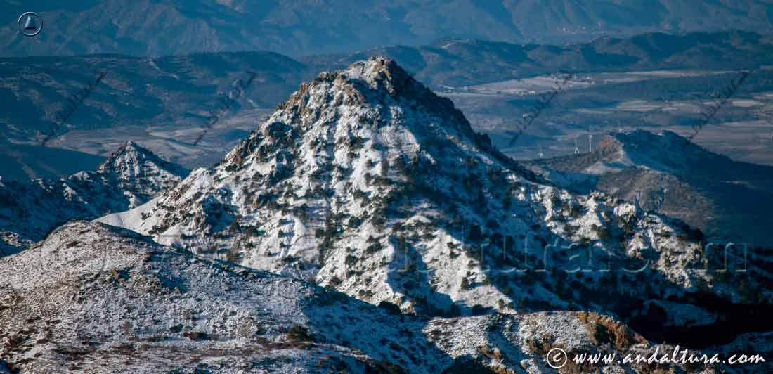 Trevenque - el Rey de la Baja Montaña de Sierra Nevada -