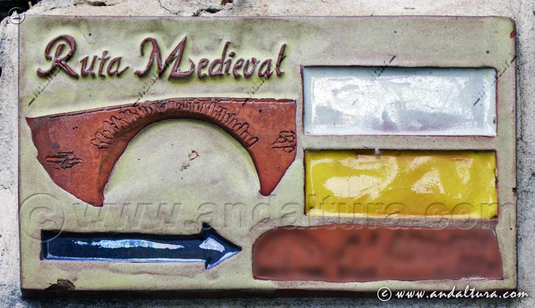 Ruta Medieval por la Alpujarra - Cerámica Indicativa -