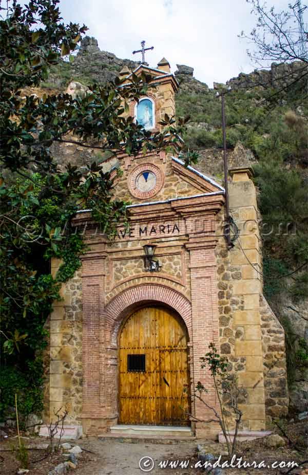 Ermita de la Virgen de Fátima - Cástaras -