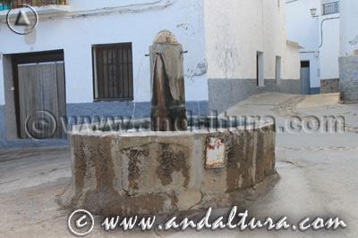 Fuente de la Placeta - Cástaras -