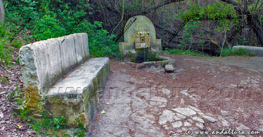 Ruta Medieval por la Alpujarra - Fuente Gaseosa -