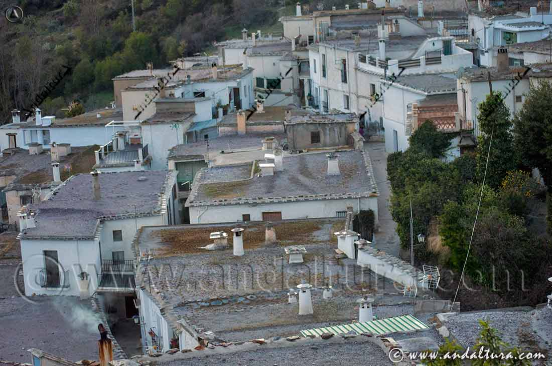 Municipios de la Ruta Medieval por la Alpujarra