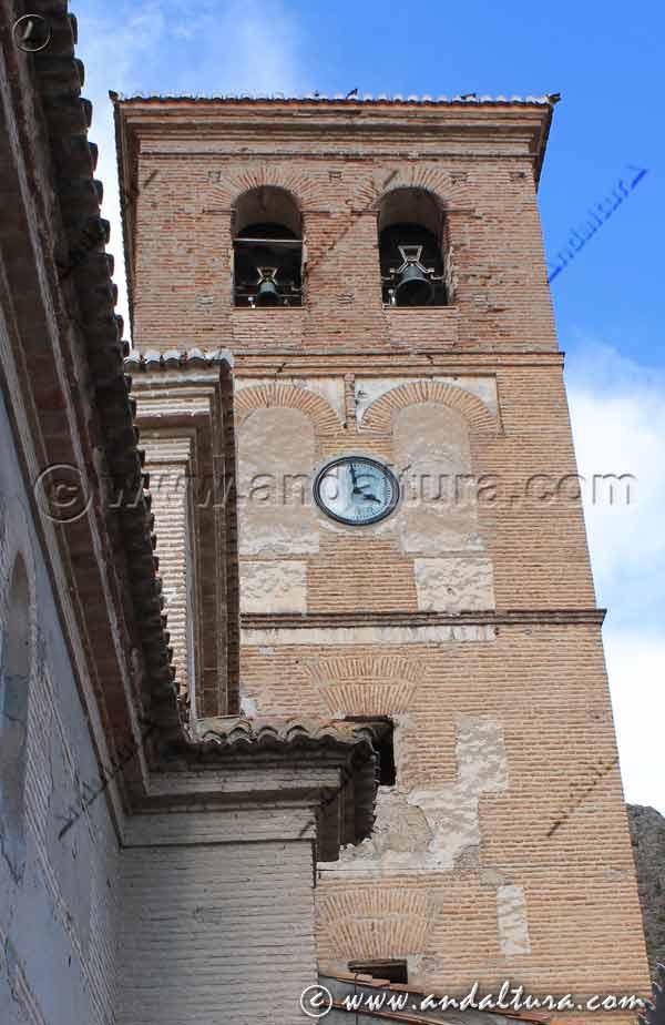 Torre de la Iglesía de San Miguel de Cástaras