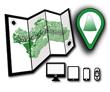 Icono descarga de los Mapas de la Ruta Medieval por la Alpujarra