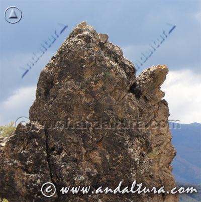 Pareidolia en la Ruta Medieval por la Alpujarra