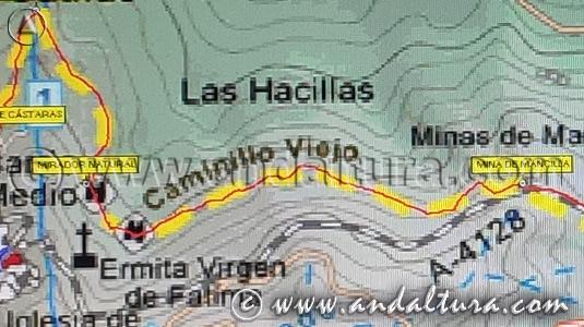 Accede a los Track y Waypoints de la Ruta Medieval Alpujarra