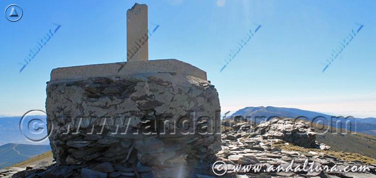 El Chullo - Pico más alto de la Provincia de Almería - Andalucía -