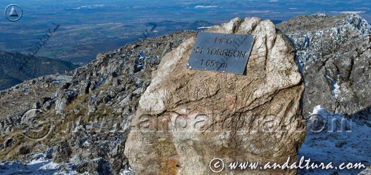 El Torreón - Pico más alto de la Provincia de Cádiz - Andalucía -