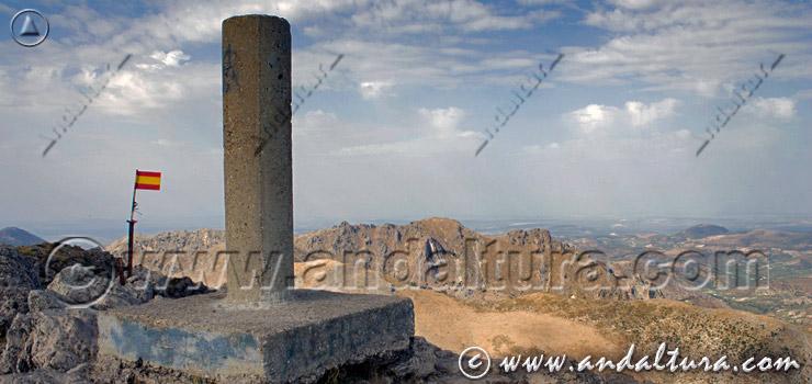 La Tiñosa - Pico más alto de la Provincia de Córdoba - Andalucía -