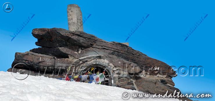 El Mulhacén - Pico más alto de la Provincia de Granada - Andalucía -