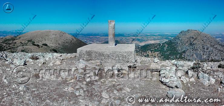 El Terril - Pico más alto de la Provincia de Sevilla - Andalucía -